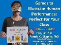 Games To Illustrate Human Performance: Perfect for Your Class!!! Connecticut Science Educators Annual Conference, Hamden CT, November 21, 2015 Photo Album