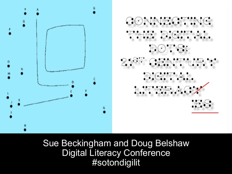 Connecting the Digital Dots (with Doug Belshaw)