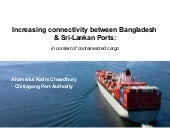 Connectivity between Bangladesh and...