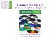 Connector Music Event - Dublin, Ire...