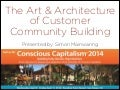 Conscious Capitalism 2014 Slides - We First