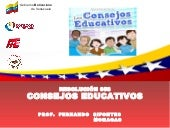 Consejo educativo