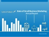 Constant Contact's State of Small Business Marketing Report