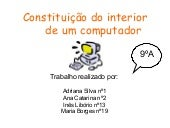 constituicao do interior do computador