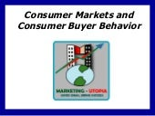 Consumer behavior 2