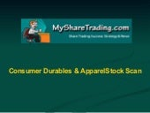 Consumer Durables and Apparel - Aus...