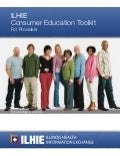 Consumer ED  ILHIE Toolkit for Professionals