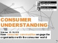 Consumer Immersion Webinar