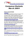 Consumer Markets March 2009