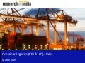 Container Logistics (Cfs & Icd) -  India - Sample