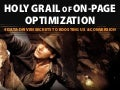 Holy Grail of On-Page Content Conversion Optimization
