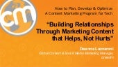 How to Building Meaningful Relationships Through Content
