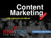 Content Marketing y SEO