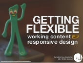 Getting Flexible: Working Content into Responsive Design—MIMA Summit