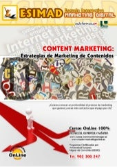 Content marketing: estrategias de m...