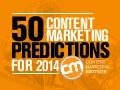 Content marketing predictions 2014
