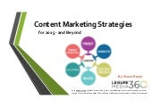 Content Marketing Strategies for 2015