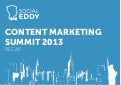 Content Marketing Summit 2013 Recap