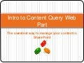 SharePoint 2010 Content Query Web Part