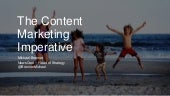 The Content Marketing Imperative