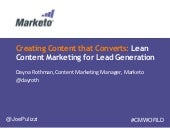 Creating Content that Converts: Lea...
