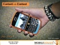 (Graham Brown mobileYouth) #Trends: Content vs Context
