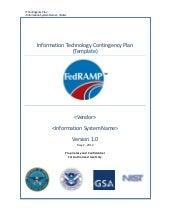 Information Technology Contingency ...