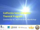 Solar Water Heating Contractor and ...