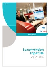 Convention tripartite 2012 2014