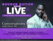 Conversations with RL and Special Guest, Life Coach  Ivy Allen- 10-12-2014