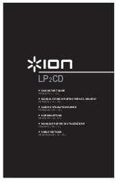 Convert LP to CD with ION AUDIO's L...
