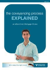 Conveyancing process-explained