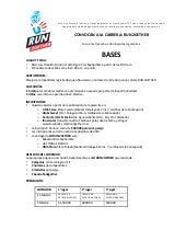 Convocatoria carrera run 2gether 2014