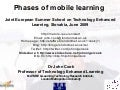 Cook Phases Of Mobile Learning