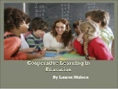 Cooperative Learning In Education