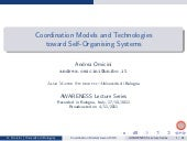 Coordination models technologies-an...