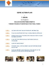 COPIE Action Plan: 7 steps to promo...