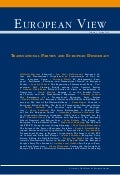 European View - Volume 3 - Spring 2006 Transnational Parties and European Democracy