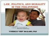 Law, Politics, and Morality in the ...