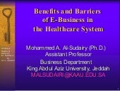Copy of the benefits and barriers o...