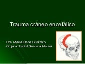 Copy of trauma cráneo encefálico de...