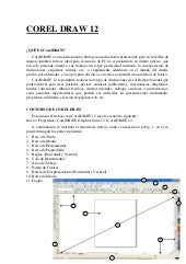 MANUAL PARA COREL DRAW 12