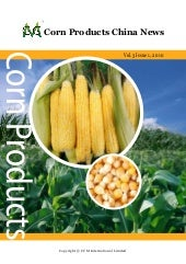 Corn Products China News 1001(Sampl...