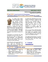 Corporate ezine PR-e-Sense July 200...