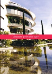 Santander Bank Corporate governance...