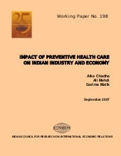 Corporate preventive Health Care