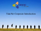 Takenet - Corporate Presentation