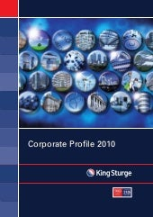 Corporate Profile Sept 2010
