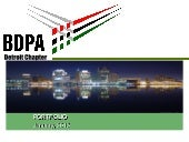 BDPA Corporate Sales Presentation: ...