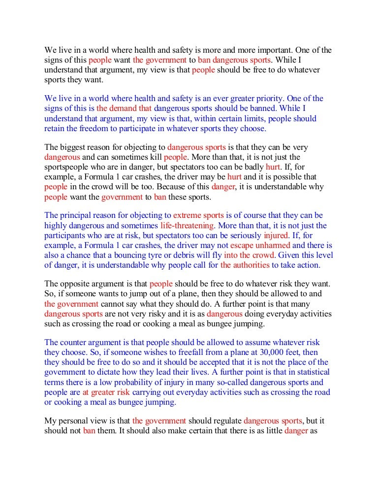 Argument essay topics about college